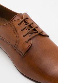 Zign - Business sko - cognac - 5