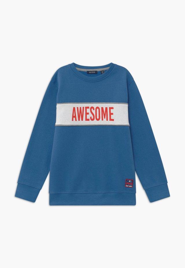 KIDS AWESOME - Sweatshirt - ocean