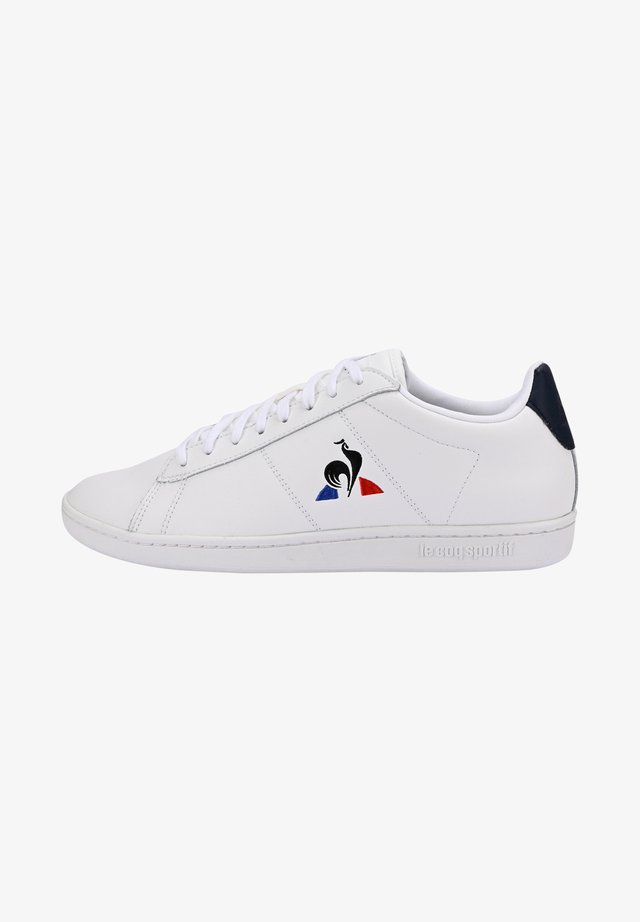 COURTSET - Sneakers laag - white