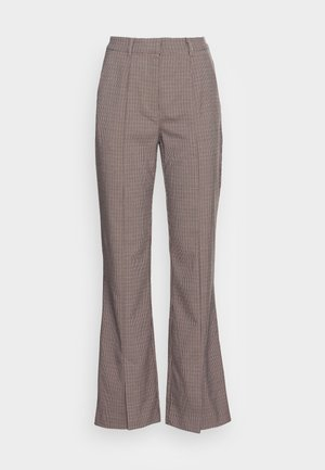 YASWABLO PANT - Pantalones - light brown