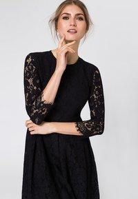 IVY & OAK - Cocktail dress / Party dress - black - 4