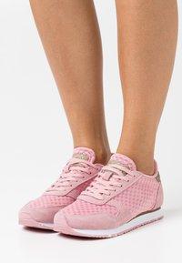 Woden - YDUN - Trainers - soft pink - 0