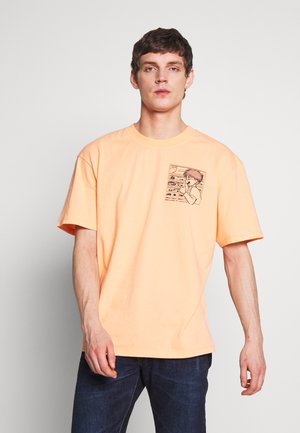 RAMEN - T-shirt con stampa - cantaloupe