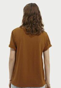 Scotch & Soda - Print T-shirt - spice - 2