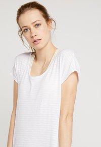 Vaude - SKOMER - T-shirt con stampa - white - 3