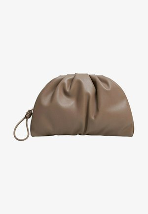 CASCAIS - Clutch - marrón claro/pastel