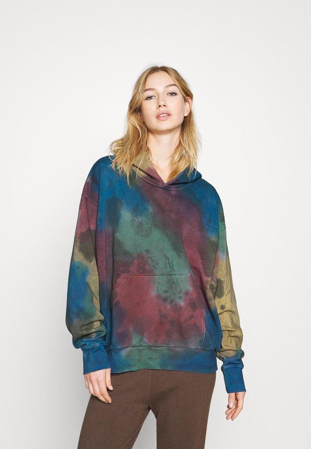 ALISA HOODIE - Hoodie - tie dye