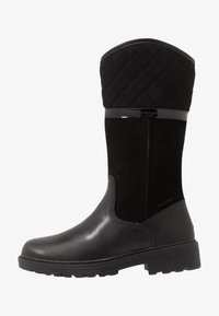 Geox - CASEY GIRL WPF - Winter boots - black - 1