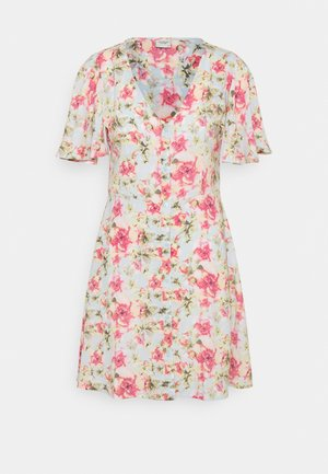 JDYDAISY DRESS - Day dress - baby blue/rosebloom