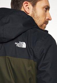 The North Face - MENS MILLERTON JACKET - Veste Hardshell - new taupe green/asphalt grey - 6