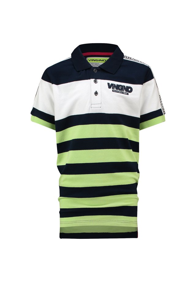 KENUO - Polo shirt - citrus lime