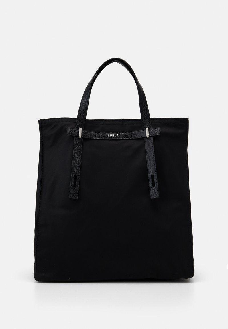 Furla - MAN GIOVE SHOPPER TESSUT - Shopping Bag - nero