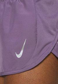 Nike Performance - TEMPO - Sports shorts - amethyst smoke/silver - 4