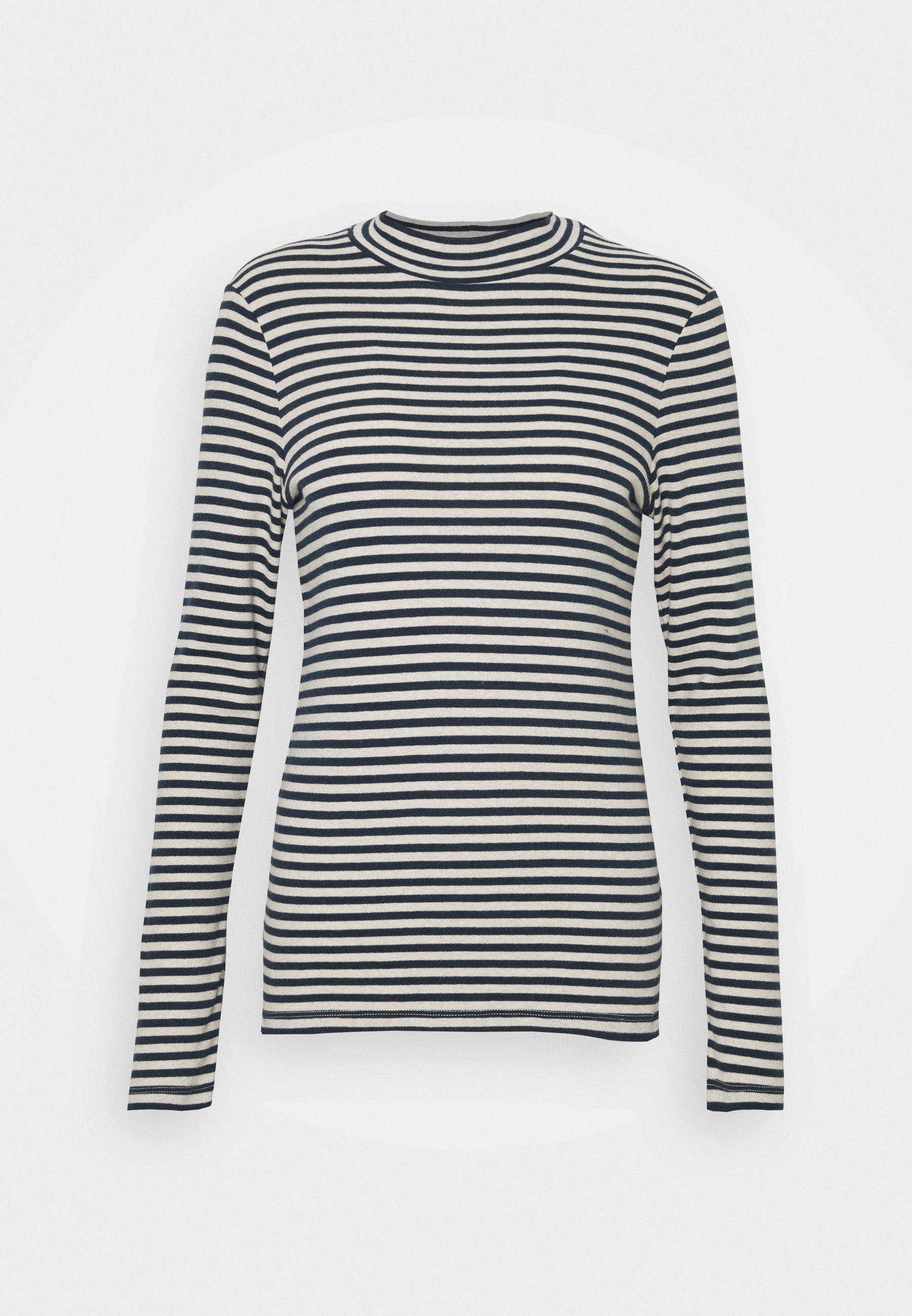 Women LONG SLEEVE TURTLE NECK - Long sleeved top