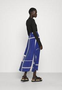 Libertine-Libertine - BOX - A-line skirt - limouges blue - 2