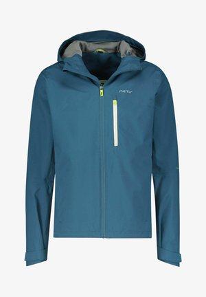 Outdoor jacket - petrol