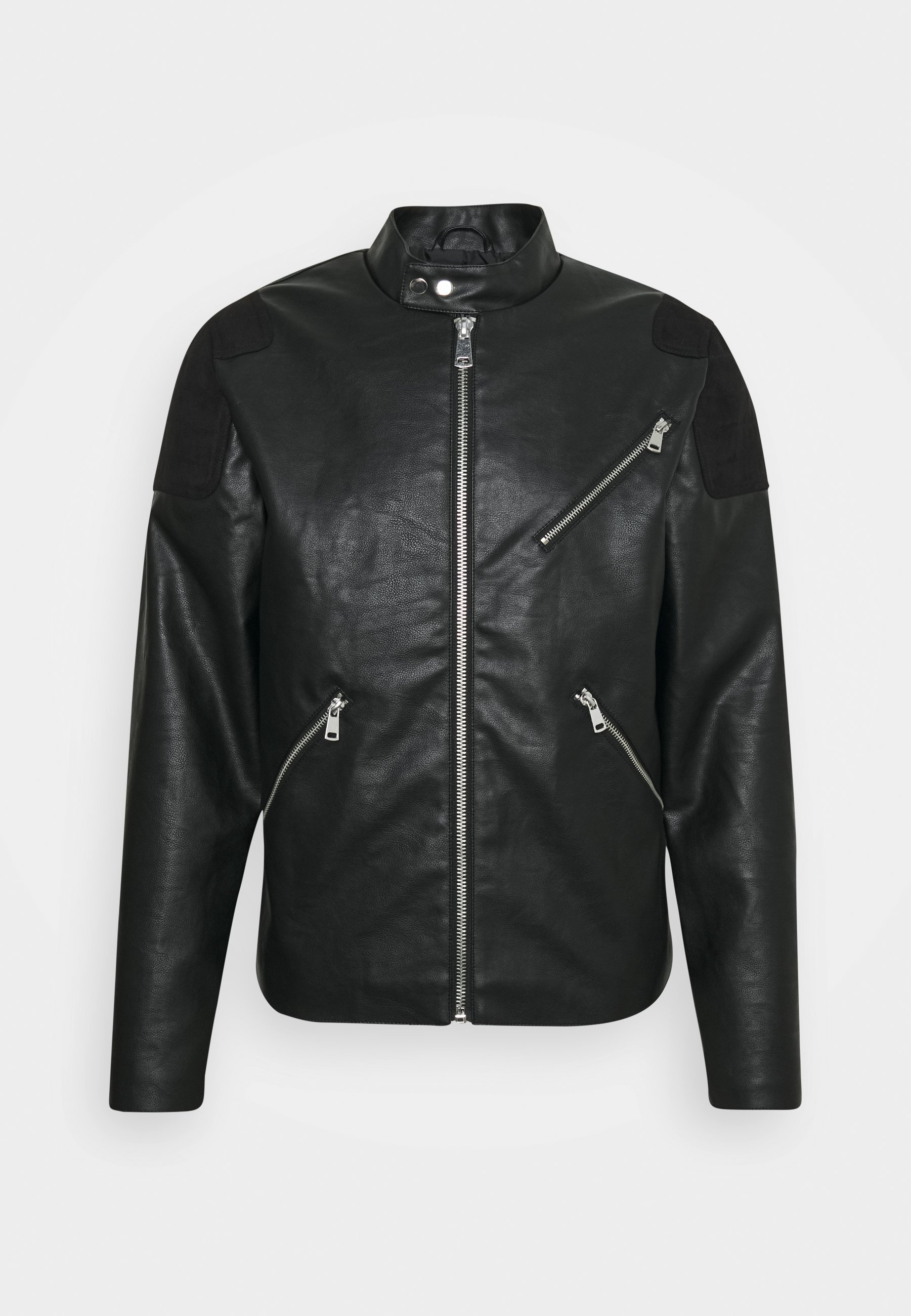 Men WILLY JACKET - Faux leather jacket