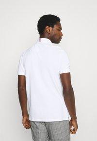Pier One - 2 PACK - Poloshirt - dark blue/white - 2