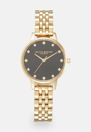 TIMELESS CLASSICS - Horloge - gold-coloured/black