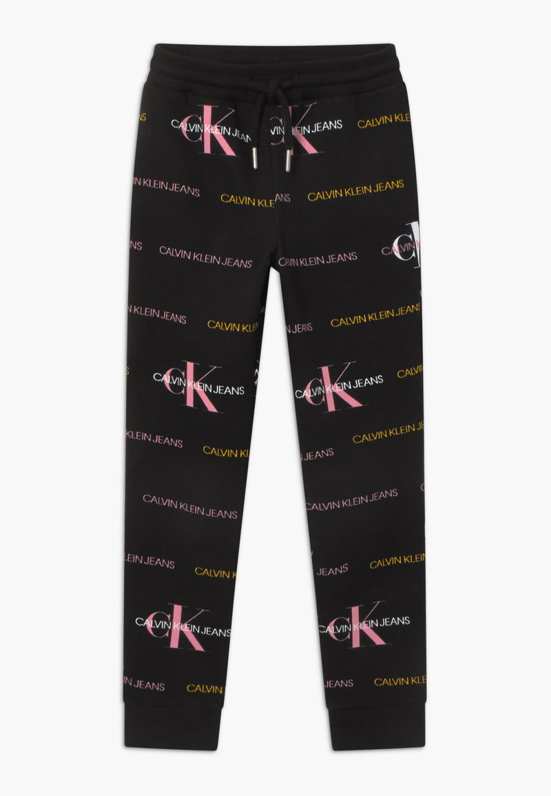 Calvin Klein Jeans - LOGO - Trainingsbroek - black