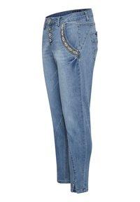 Cream - CRHOLLY - Slim fit jeans - light blue denim - 5