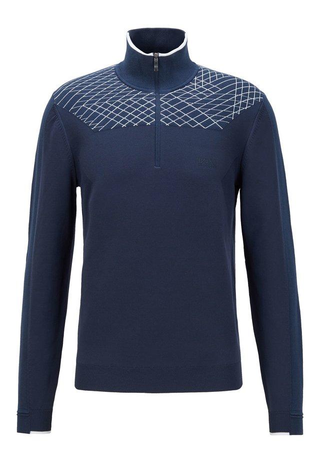 ZADEN - Sweater - dark blue