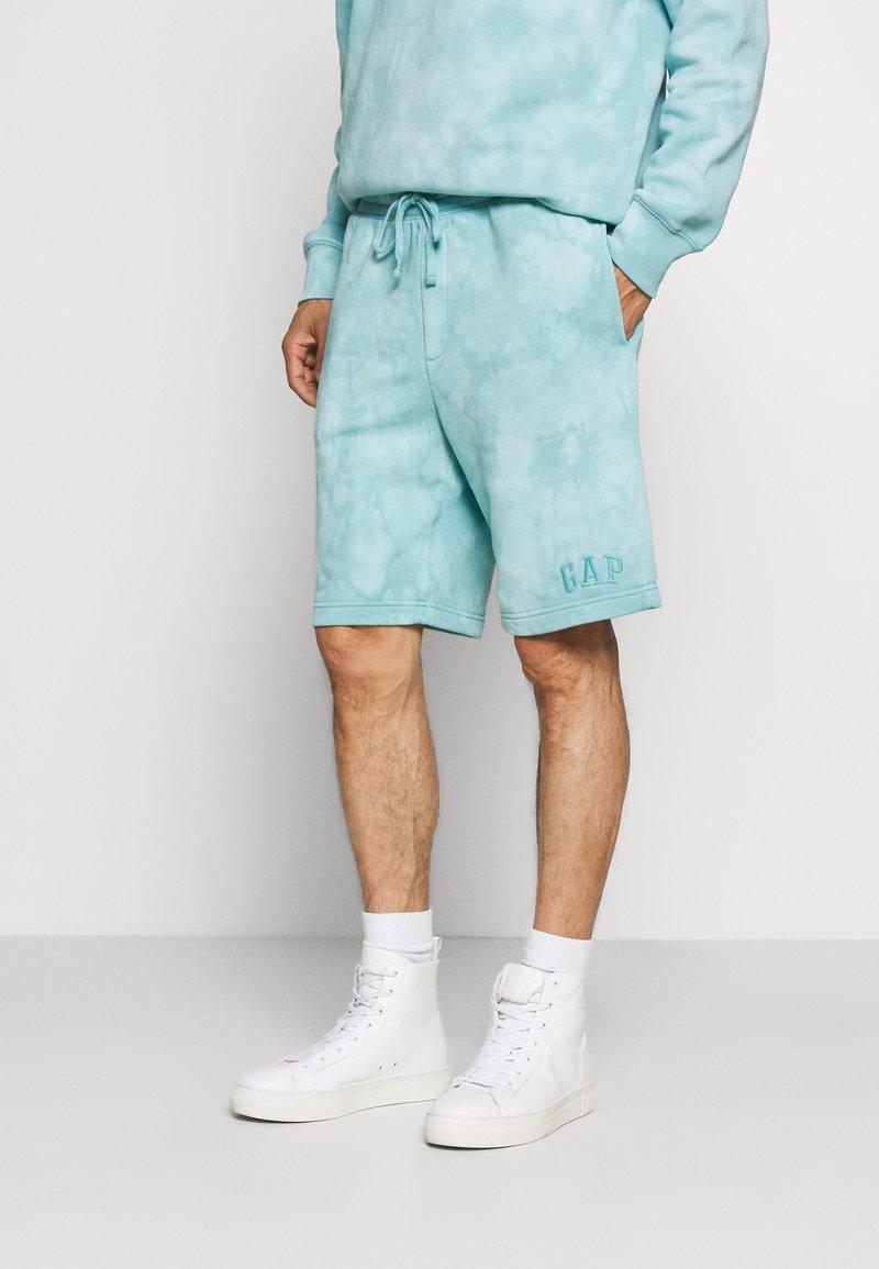GAP - LOGO - Shorts - mellow blue