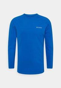 Columbia - OMNI HEAT CREW - Undershirt - bright indigo - 4