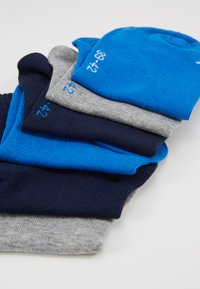 Puma - QUARTER 6 PACK - Sports socks - blue/grey melange - 2