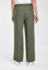 Next - Pantalon classique - green - 1