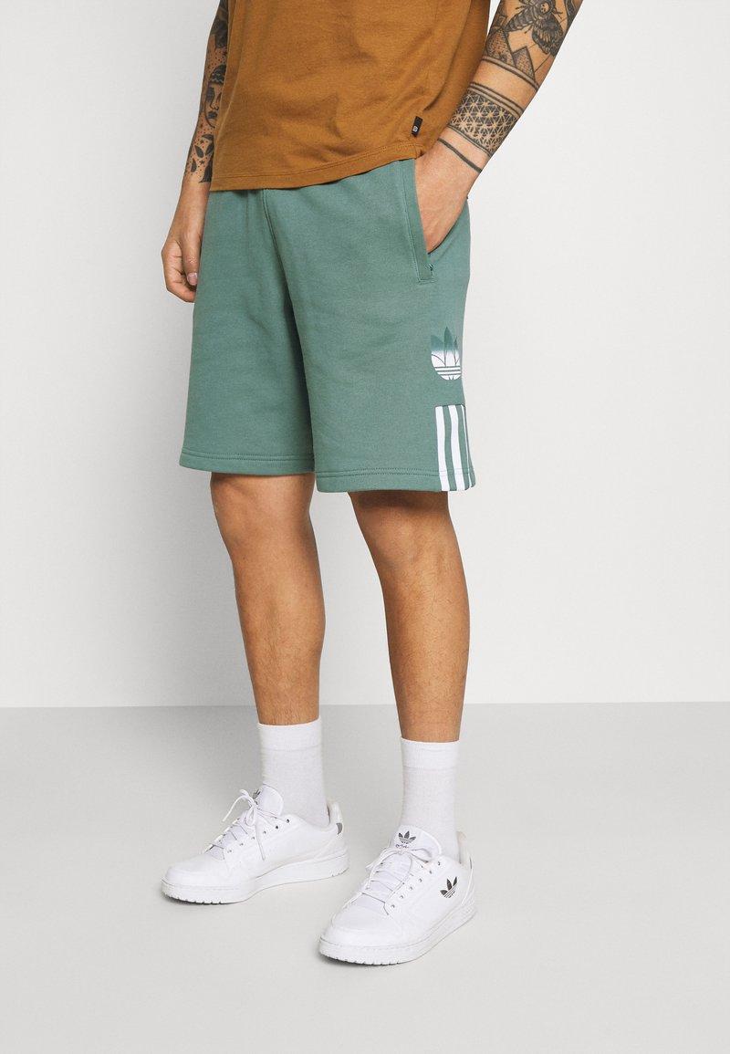 adidas Originals - Shorts - hazy emerald