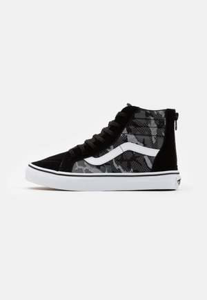 SK8 ZIP - High-top trainers - black/true white