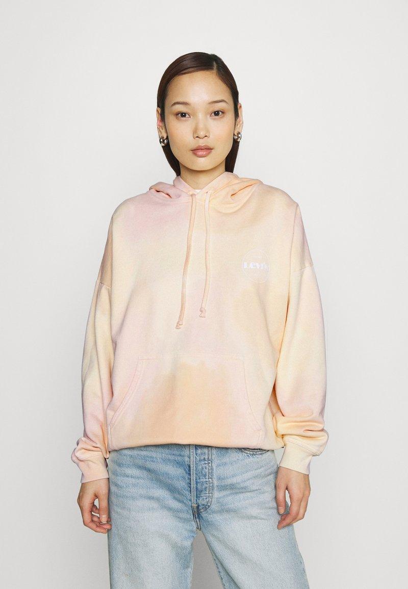 Levi's® - GRAPHIC RIDER HOODIE - Sweatshirt - multicolor