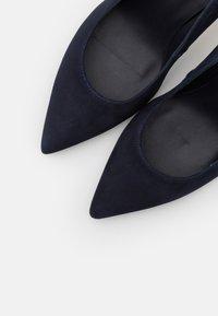 Minelli - High heels - marine - 5