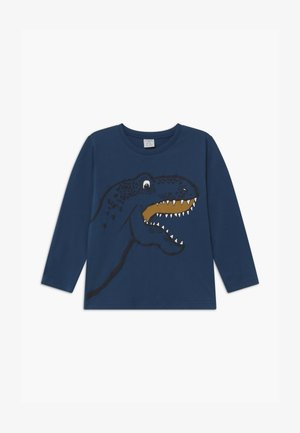 MINI DINO - Camiseta de manga larga - dark dusty blue