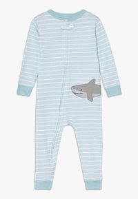 Carter's - ZGREEN BABY - Overal - light blue - 0