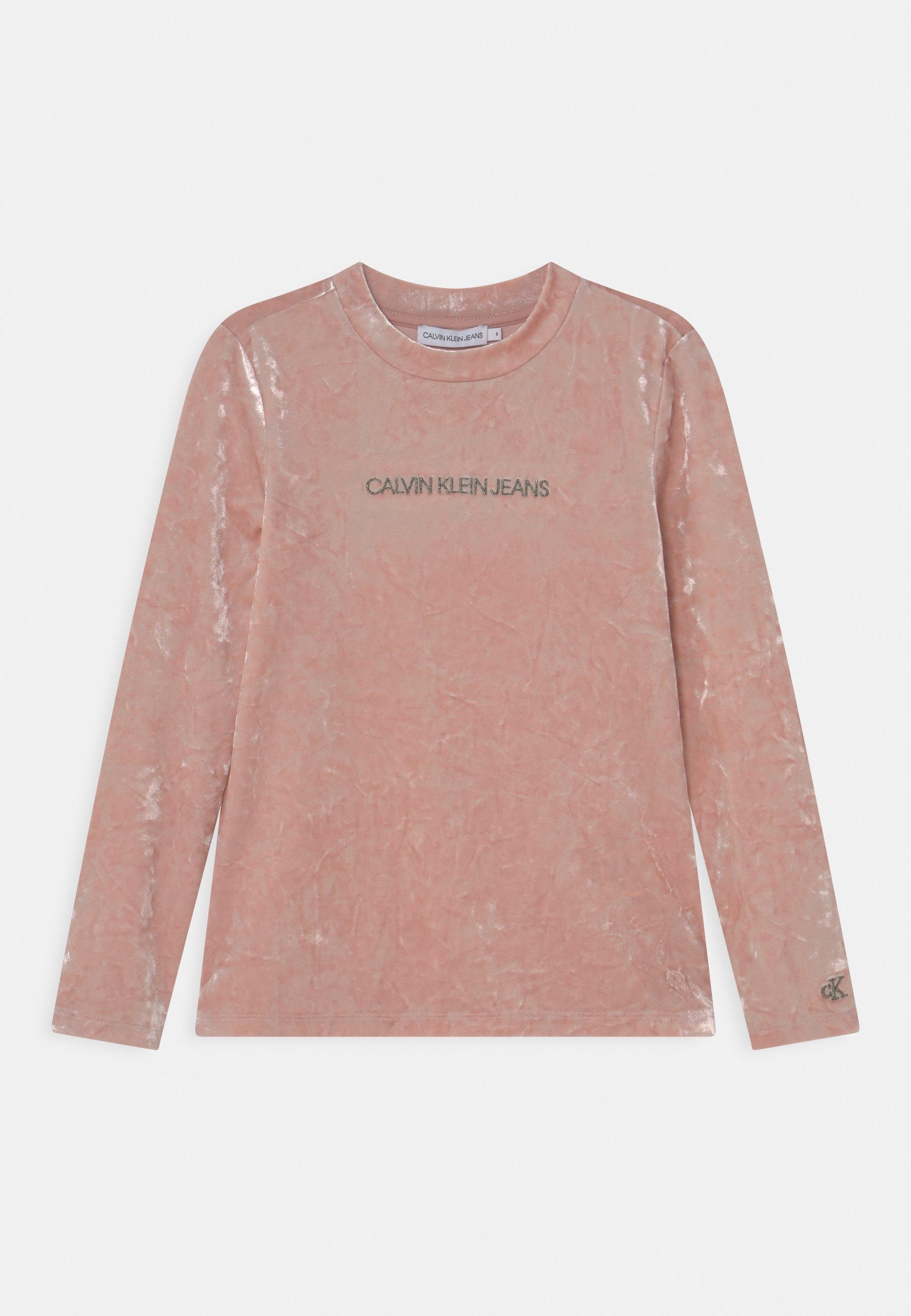 Kinder CRUSHED - Langarmshirt