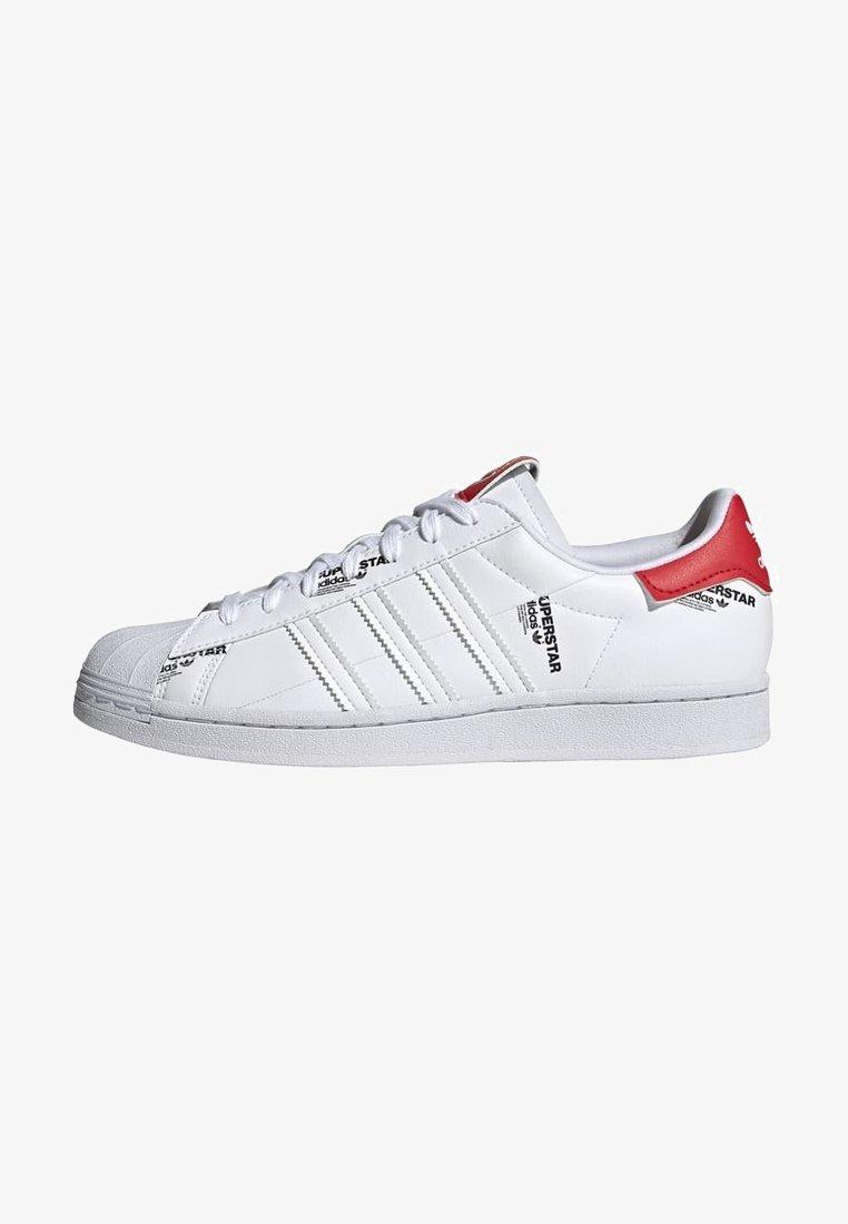 adidas Originals - SUPERSTAR  - Sneakers basse - white