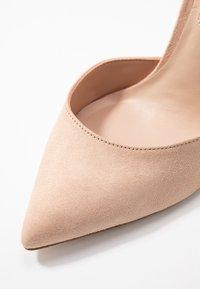 ALDO Wide Fit - NICHOLES WIDE FIT - High heels - rugby tan - 2