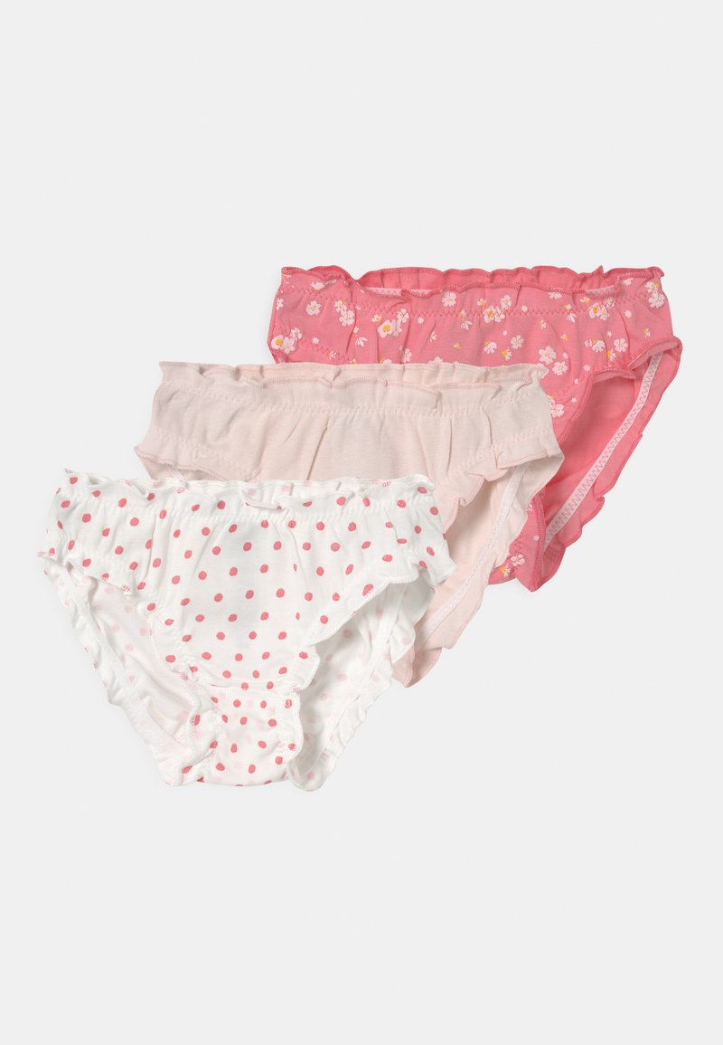 Petit Bateau - 3 PACK - Briefs - pink/off-white