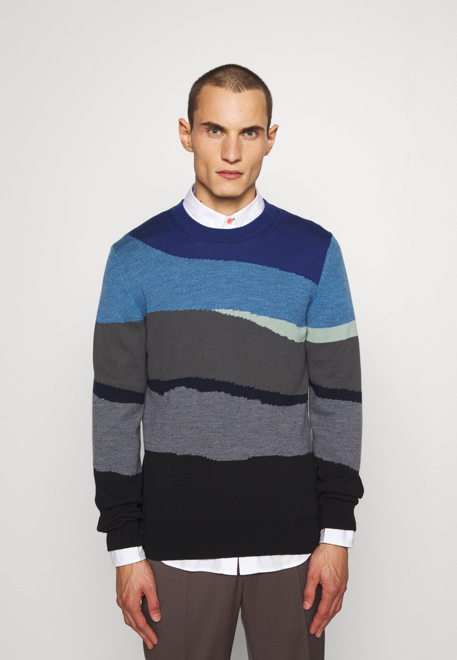 Homme CREW NECK - Pullover
