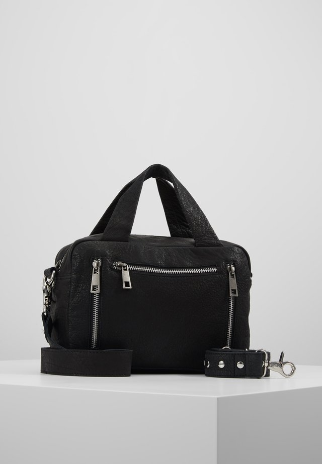 DONNA - Handbag - black