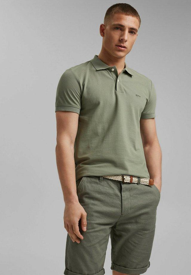 Polo shirt - light khaki