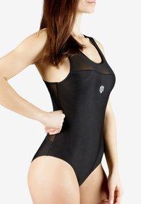 MOROTAI - Swimsuit - black - 0