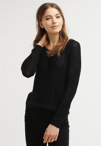 ONLY - ONLGEENA - Sweter - black - 0
