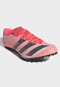 adidas Performance - ADIZERO PRIME SPRINT SPIKES - Spikes - pink - 5