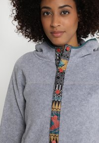 Burton - SNAP - Giacca in pile - gray heather - 3