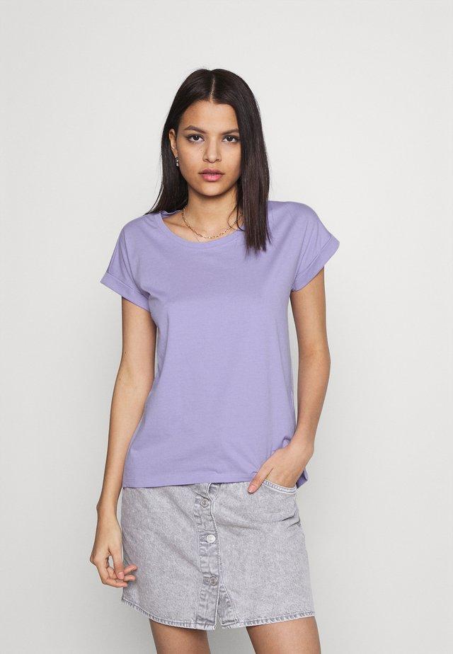 VIDREAMERS PURE - Jednoduché triko - lavender