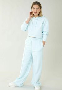 Pimkie - Felpa con cappuccio - blau - 1