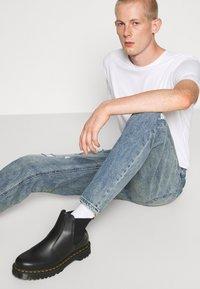 Gianni Lupo - Straight leg jeans - blue - 4